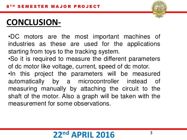 Major project report on MEASUREMENT, PROTECTION, SPEED CONTROL AND GR…
