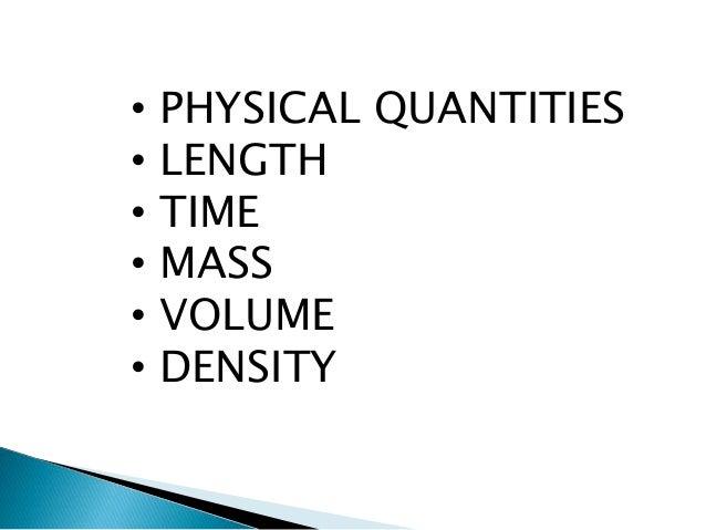 IGCSE PHYSICS:Measurement