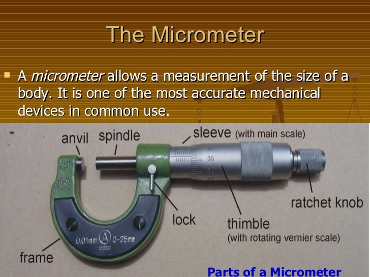 Vernier Scale Micrometer Wwwpicswecom