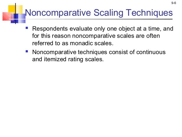 measurement and scaling concepts essay Measurement, assessment, and evaluation in education measurement, assessment and evaluation as they are used in education scales, thermometers.