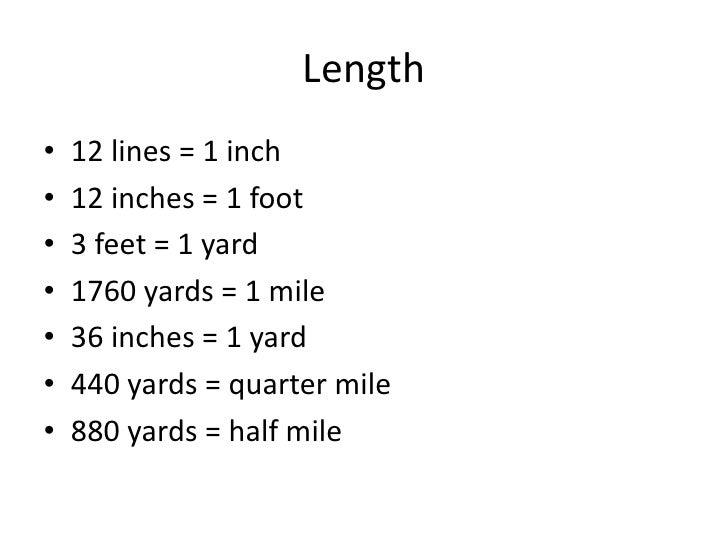 1 Yards Feet - Boxfirepress