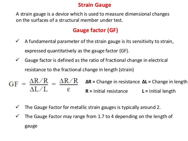Measurement Of Force Torque And Strain 2