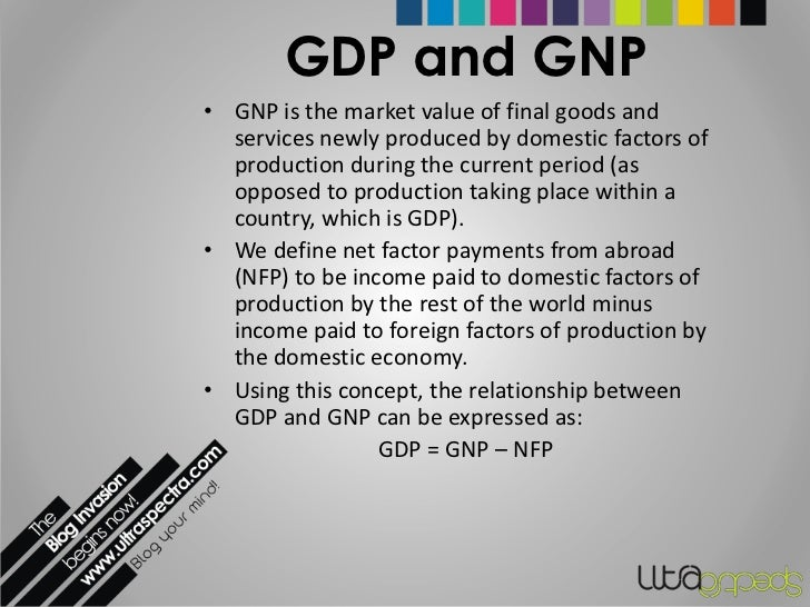 different approaches of gdp accounting Advertisements: the three alternative methods used for measuring national income are as follows: 1 value added method 2 income method 3 expenditure method since factor incomes arise from the production of goods and services, and since incomes are spent on goods and services produced, three alternative methods of measuring national income.