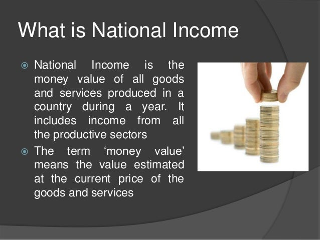 measurement of national income There is some limitation in measuring national income:- national income measures domestic economic performance but it does not measure the social welfare.
