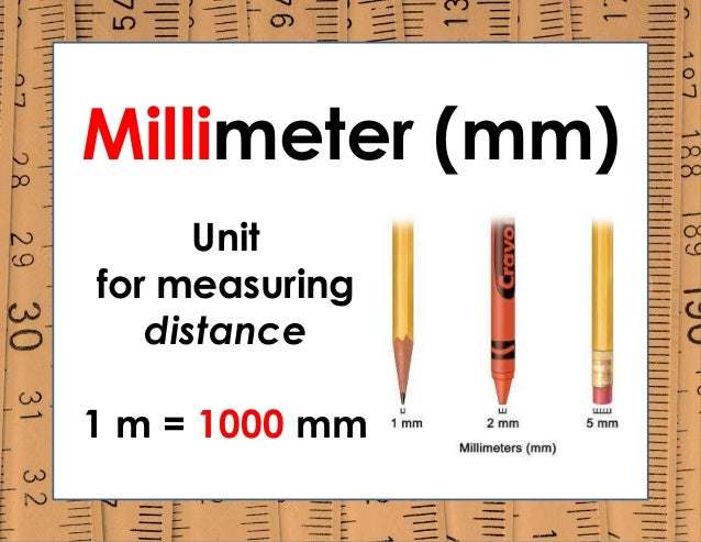 Measurement Unit Vocabulary/Word Wall