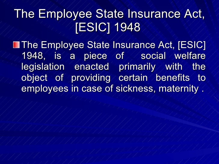 employee welfare law essay Employee safety, health, and welfare law paper free essays, term papers and book reports thousands of papers to select from all free.