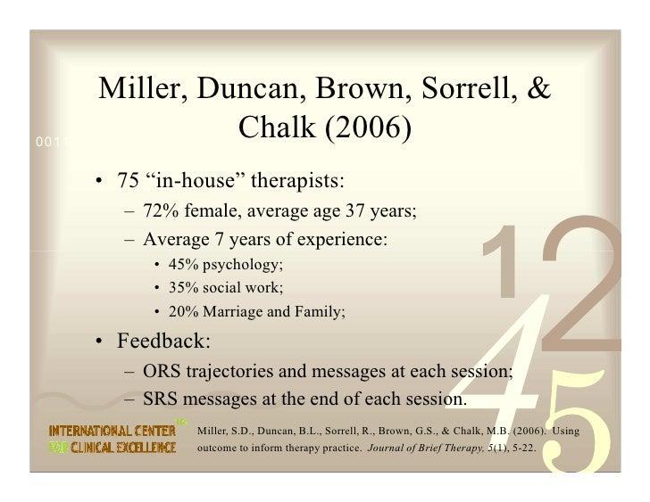 "Miller, Duncan, Brown, Sorrell,                            Chalk (2006) 0011 0010 1010 1101 0001 0100 1011       • 75 ""in-..."