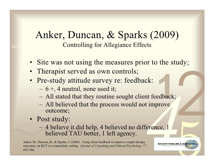 Anker, Duncan,  Sparks (2009) 0011 0010 1010 1101 Controlling for                     0001 0100 1011                      ...