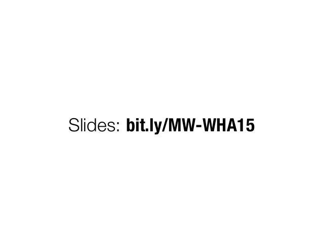 MeasureWorks  - Windesheim Almere - Why Performance matters? Slide 3