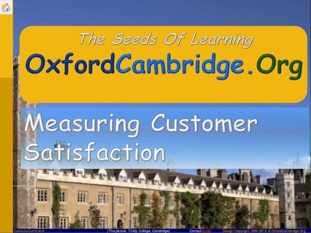 Curricula/Curriculum  (This picture: Trinity College, Cambridge)  Contact Email  Design Copyright 1994-2013 © OxfordCambri...