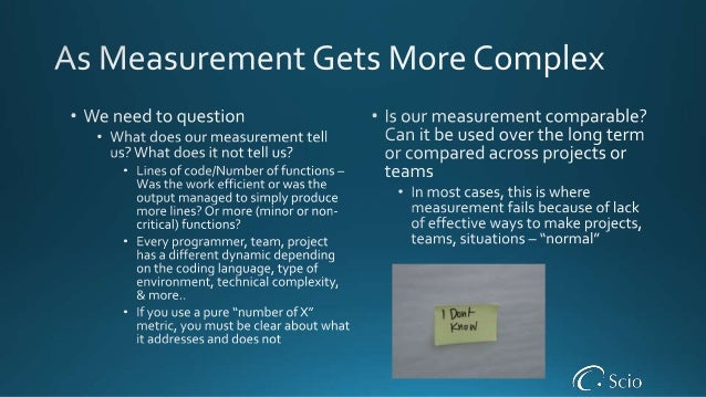 measuring performance  u0026 productivity in software