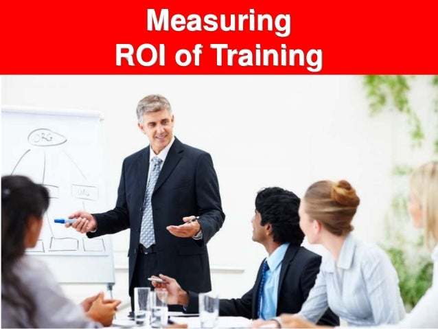 1www.exploreHR.org Measuring ROI of Training