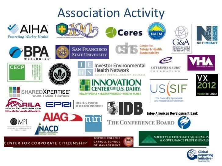 Association Activity