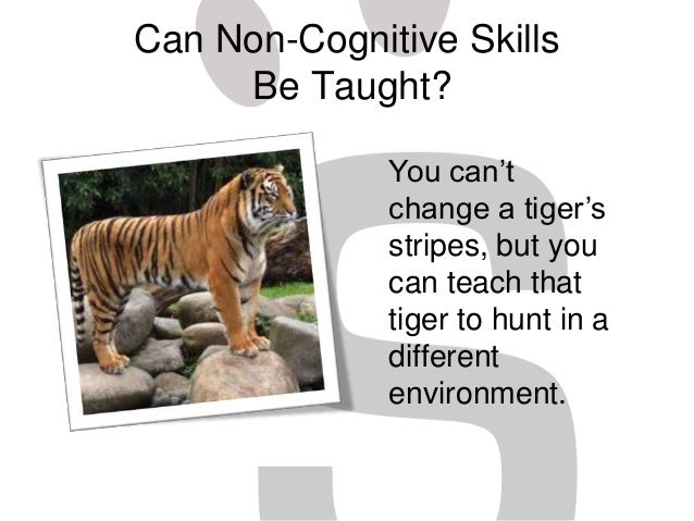 significance of non cognitive skills Measures of the heart: non-cognitive skills wellbeing gets full attention commensurate with its importance in digital/edu blog covers.