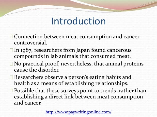 an introduction to the reasons for vegetarianism Vegetarianism, good idea, or not  who is an all but deficient vegetarian, for his guidance introduction  the reason this poses a risk for the vegetarian is.