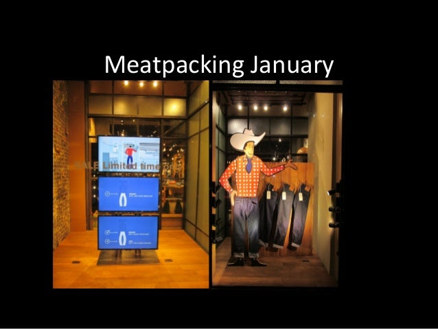 Meatpacking January