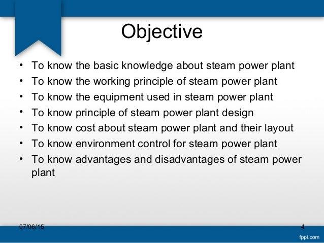 best steam power plant