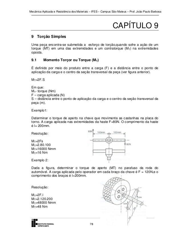 sarkis melconian resistencia dos materiais pdf