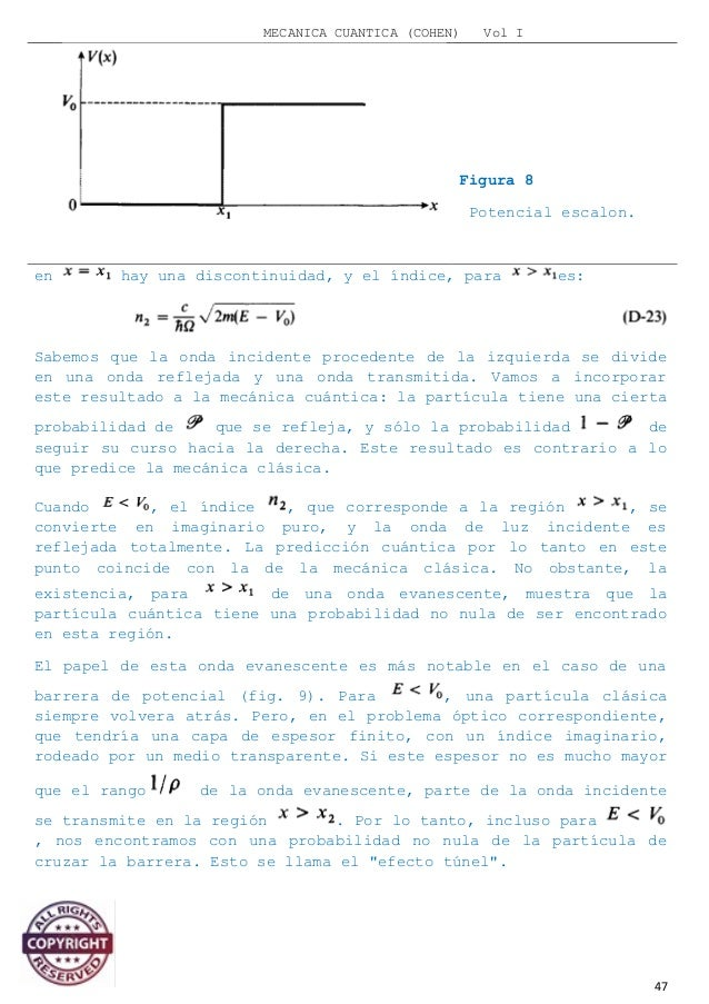 Mecanica cuantica 1 vol 1 urtaz Gallery