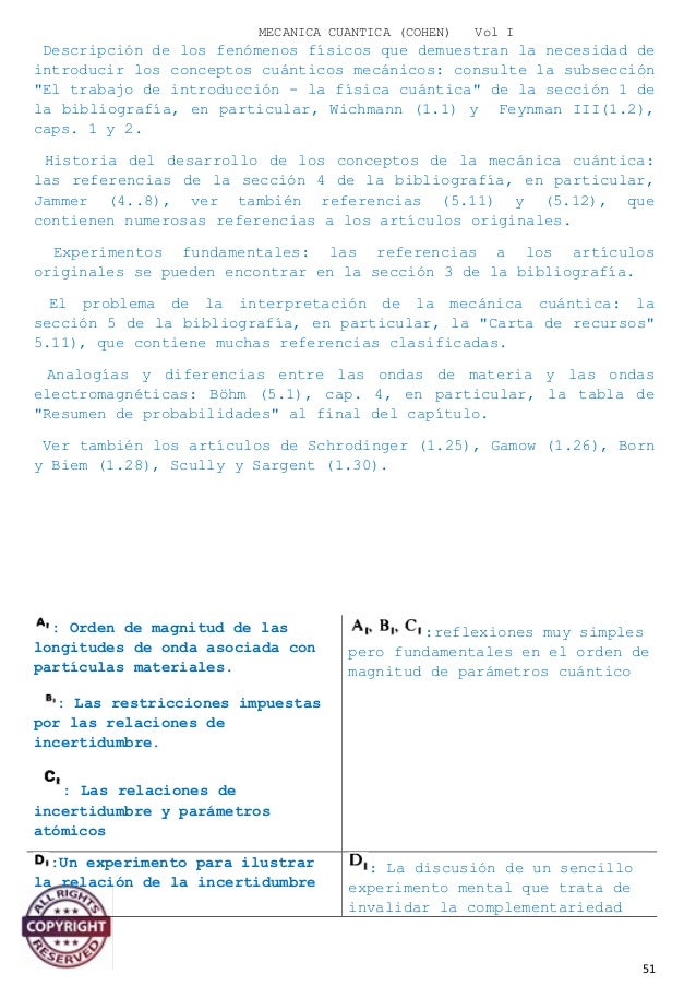 Mecanica cuantica 1 vol 1 urtaz Images