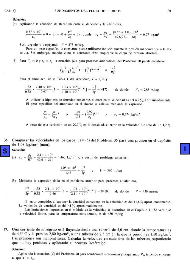 Fluidos mecanica white pdf de