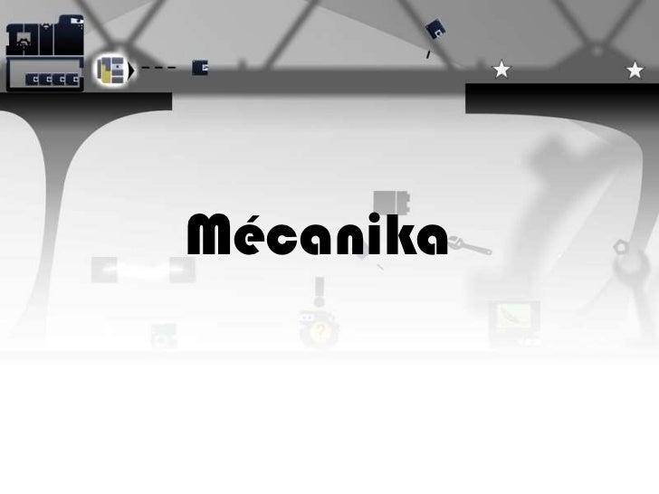 Mécanika
