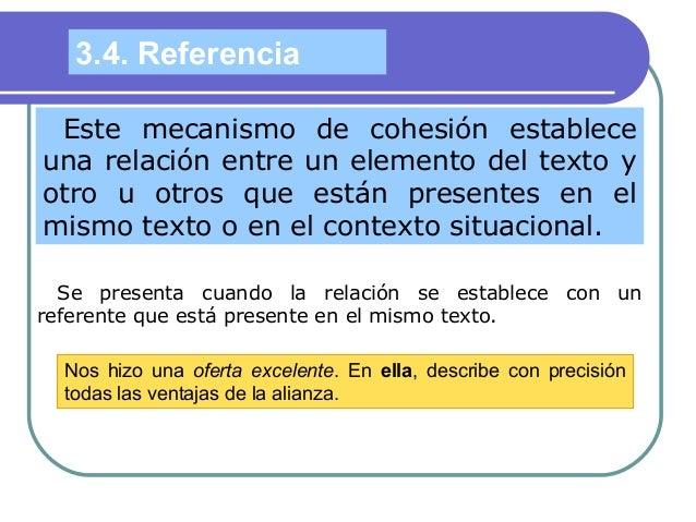 MECANISMOS DE COHESION PDF DOWNLOAD