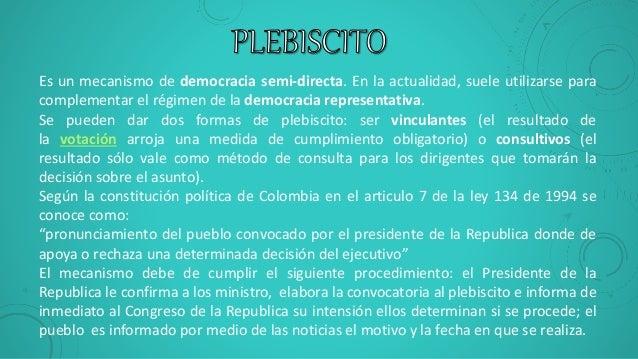 Mecanismos de participacion ciudadana(1) Slide 2