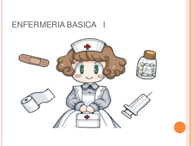 ENFERMERIA BASICA I