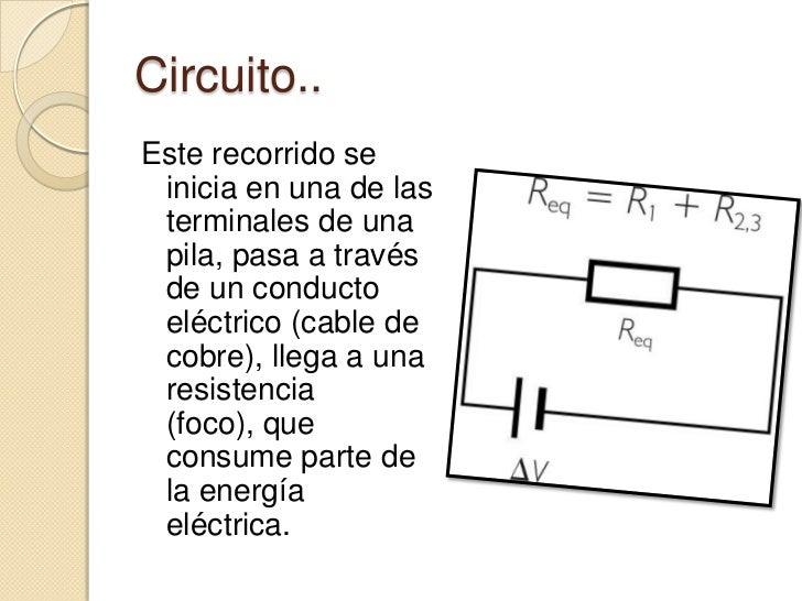 Circuito Yes : Mecanismo y circuito