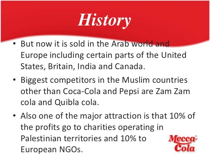 an introduction to the political history of coca cola The coca-cola value chain - introduction coca cola markets nearly 2,400 of the coca cola company history coca due to political.