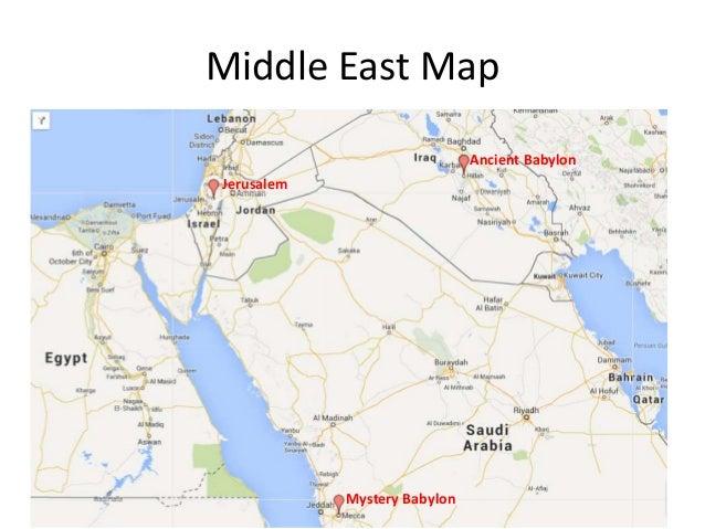 Mecca is Mystery Babylon