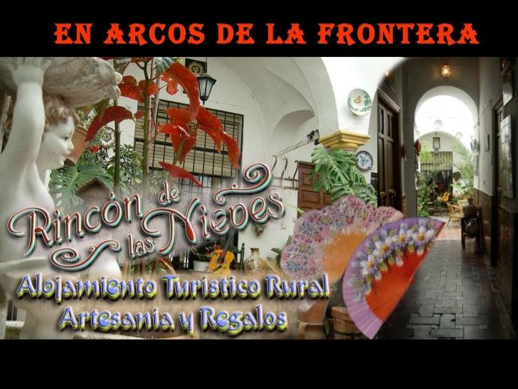 EN ARCOS DE LA FRONTERA