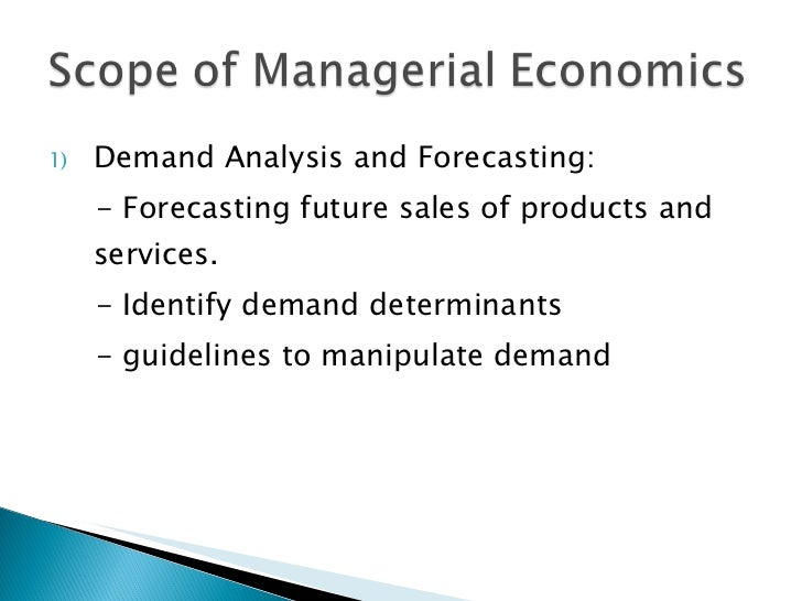 Managerial Economics Full Notes (MBA/BBA)