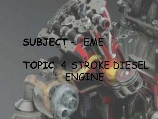 4 stroke diesel engine 4 stroke diesel engine subject emetopic 4 stroke dieselengine