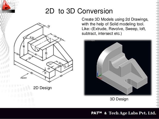 Learn Mechanical Digital Modeling With Auto Cad Catia V5 Solidworks Proe Softwares on 2d house drawing