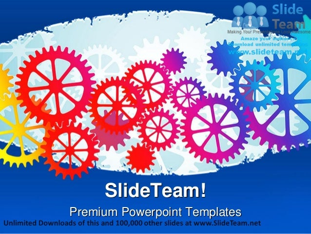 Mechanical background industrial power point templates themes and bac premium powerpoint templates toneelgroepblik Choice Image