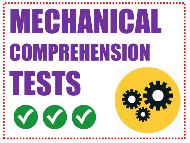 Mechanical Comprehension Tests - Questions and Answers