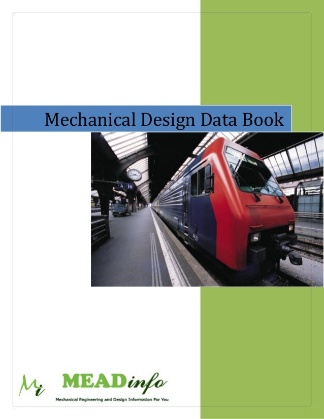 Psg Tech Design Data Book Pdf