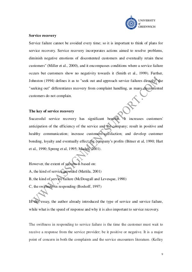 Outline example essay