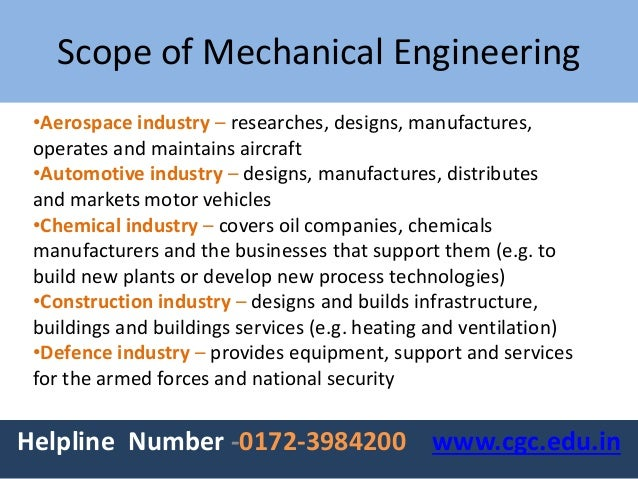 Automotive Air Conditioning >> Future Job Scope of Mechanical engineering
