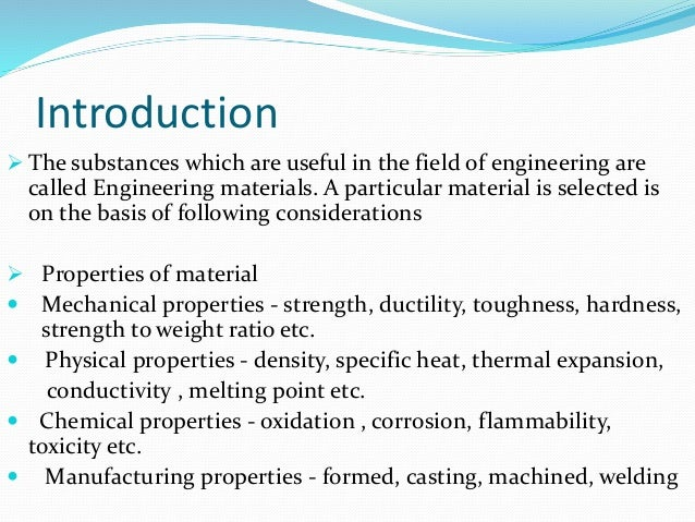 physical properties of engineering materials pdf