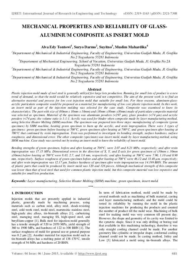mechanical properties of aluminium pdf