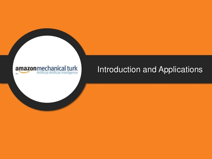 Introduction and Applications<br />