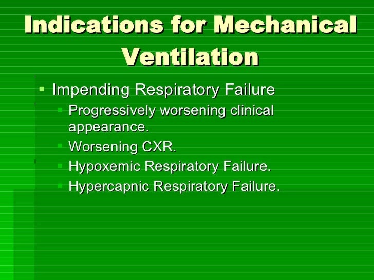 NurseReview.Org - Introduction to Mechanical Ventilation Slide 3