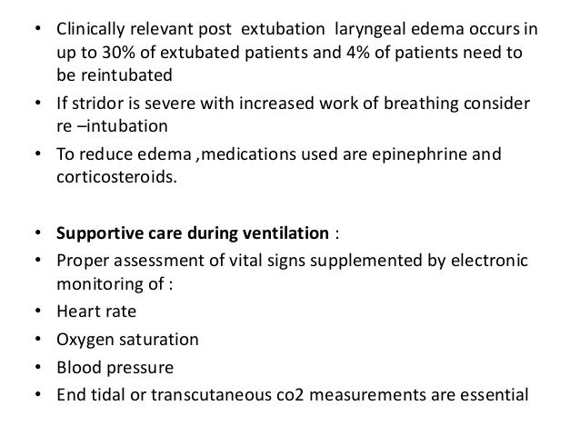 Use of Mechanical Ventilation •Delay in changing ventilator settings in response to blood gas results • Inadvertent delive...