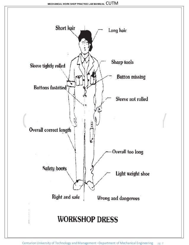 Mechanical Workshop Dress Shoes