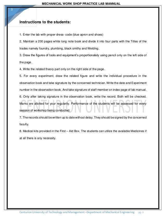 Mechanical workshop practice 2 by sudarshan bollapu