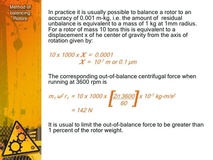 static balancing and dynamic balancing pdf