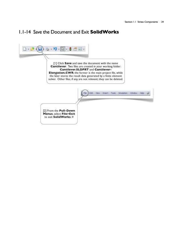 Mechanics of Materials Labs with SolidWorks Simulation 2014